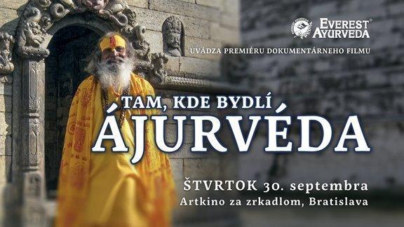 Where Ayurveda lives
