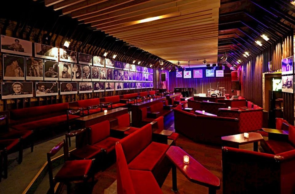 Reduta Jazz Club Concerts