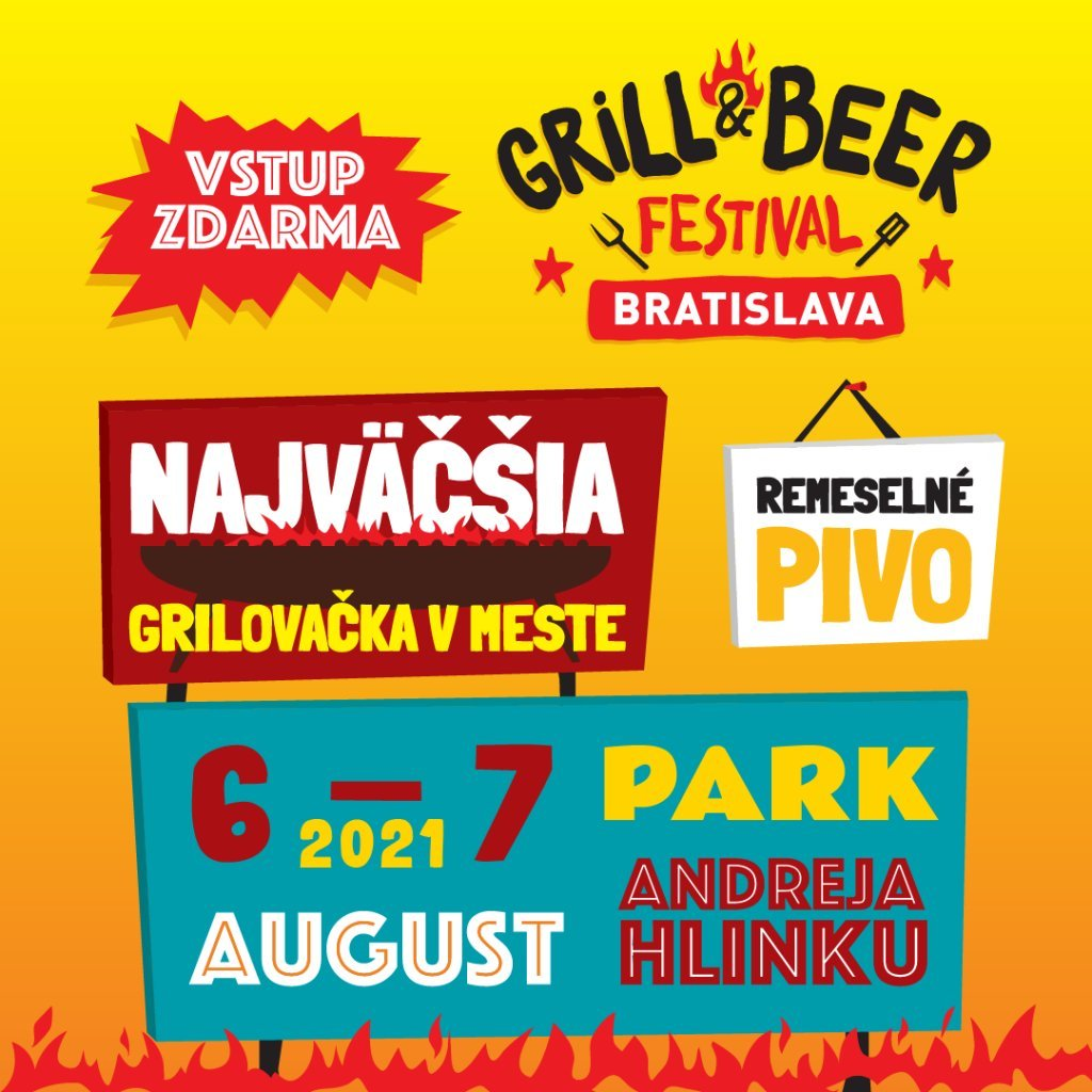 Grill and Beer Festival Bratislava