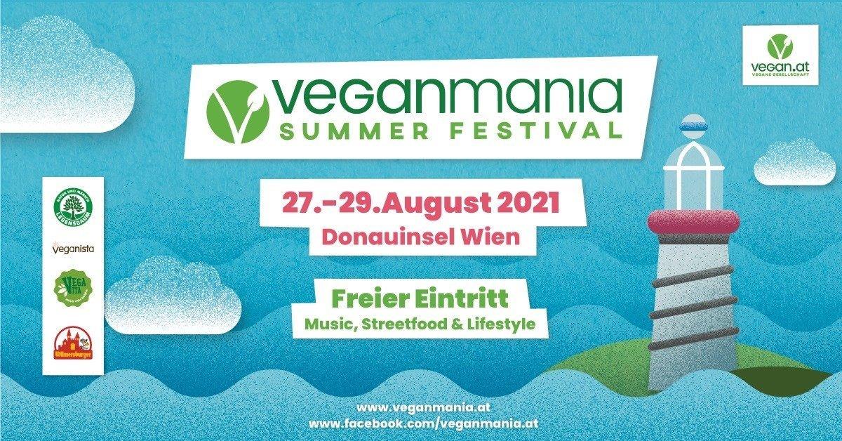 Veganmania Donauinsel 2021