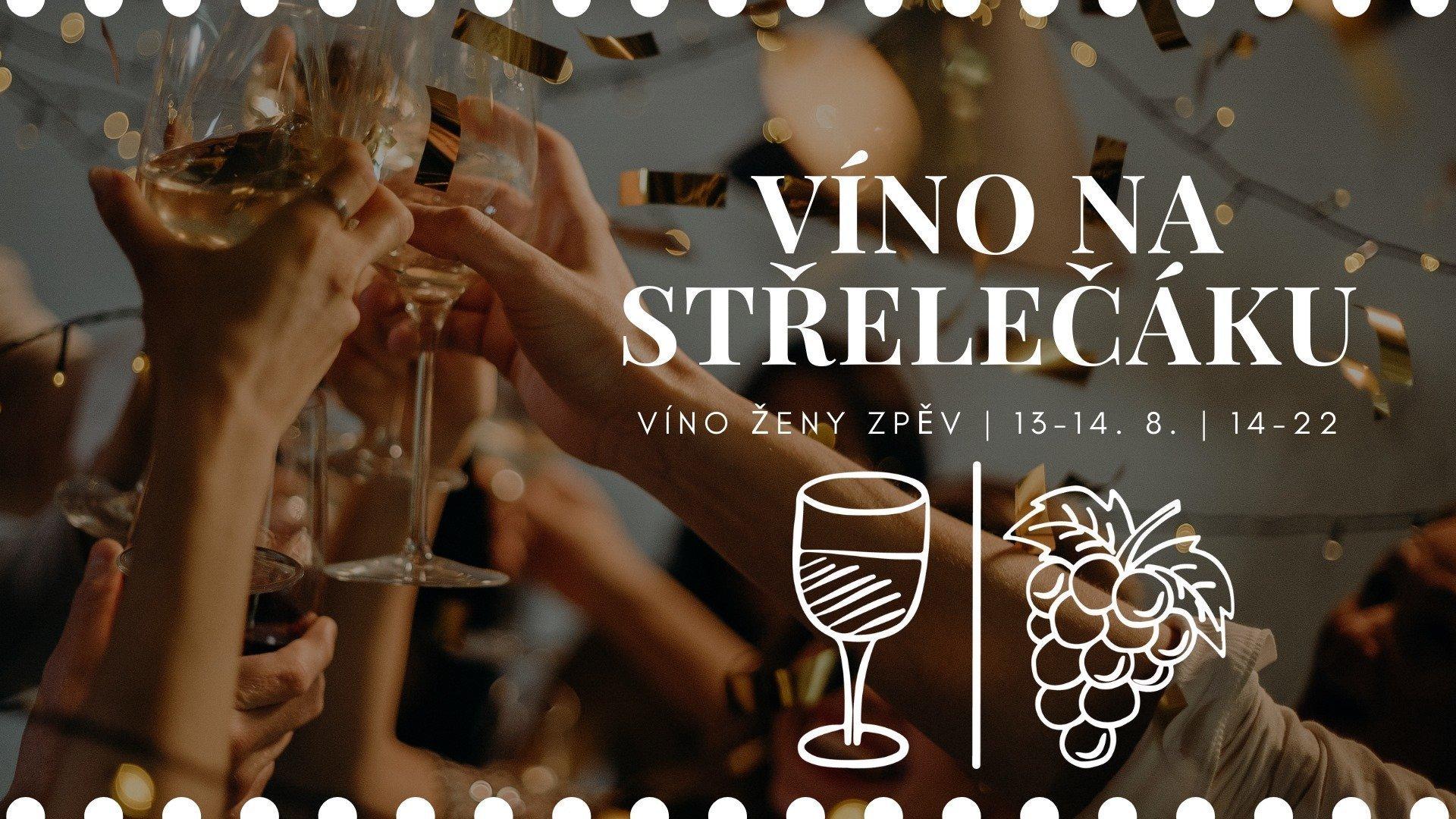 Wine at Strelecky ostrov