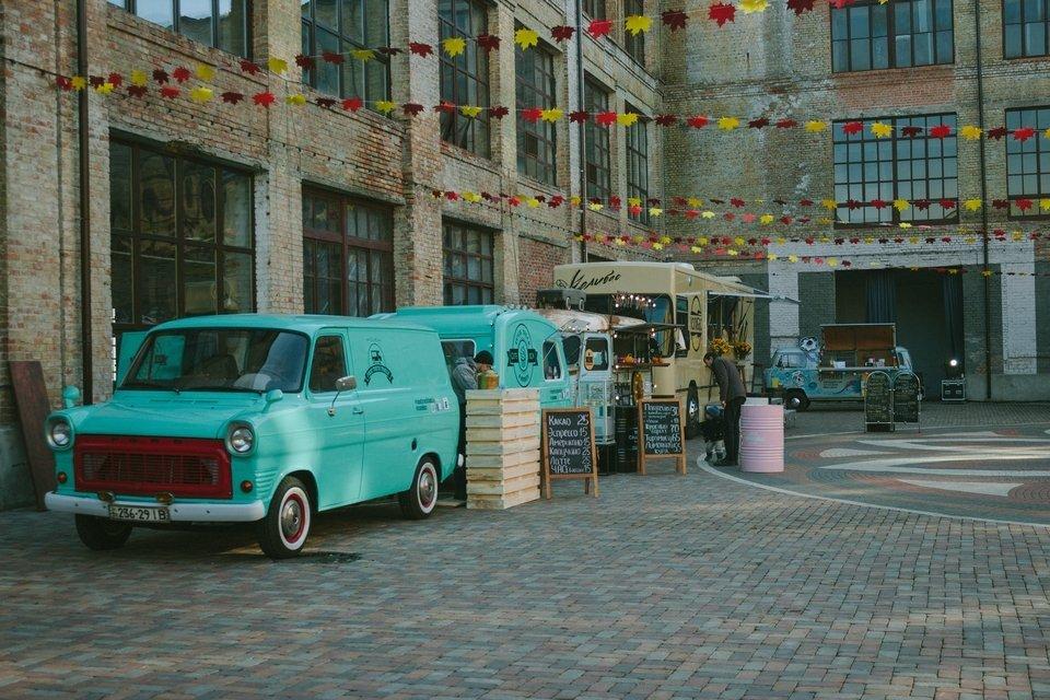 Street Food on tour