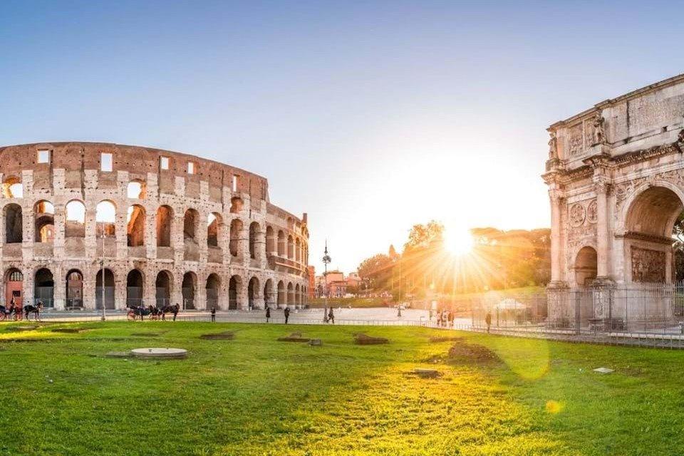 Rome ONLINE Tour