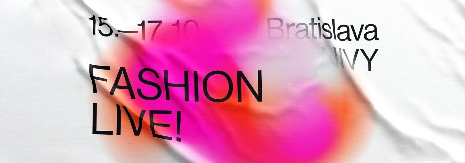 Fashion Live 2021 Bratislava