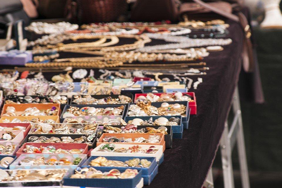 The Borghetto Flaminio Market