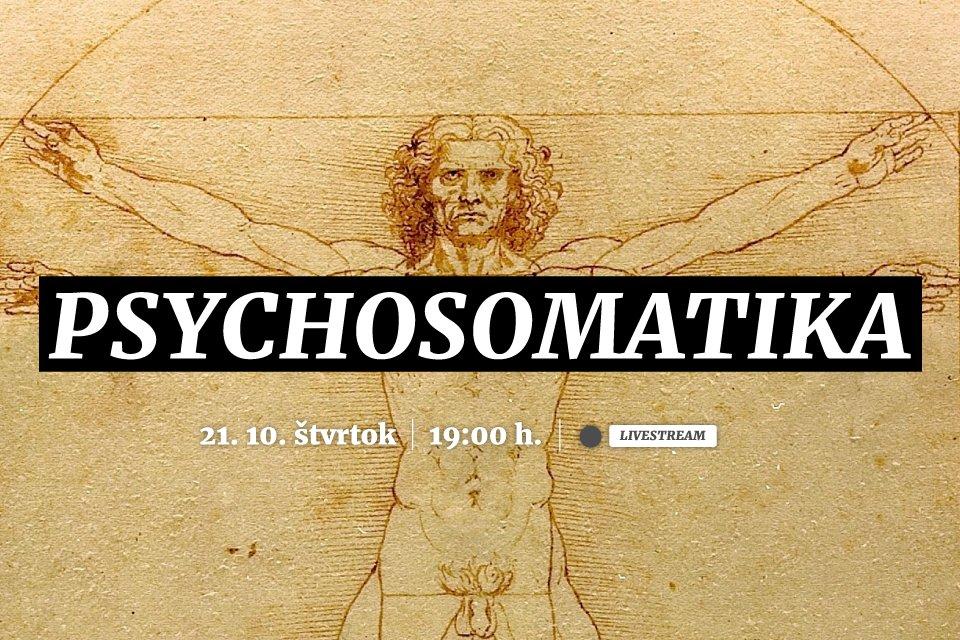 Radkin Honzák: Psychosomatika   Webinár