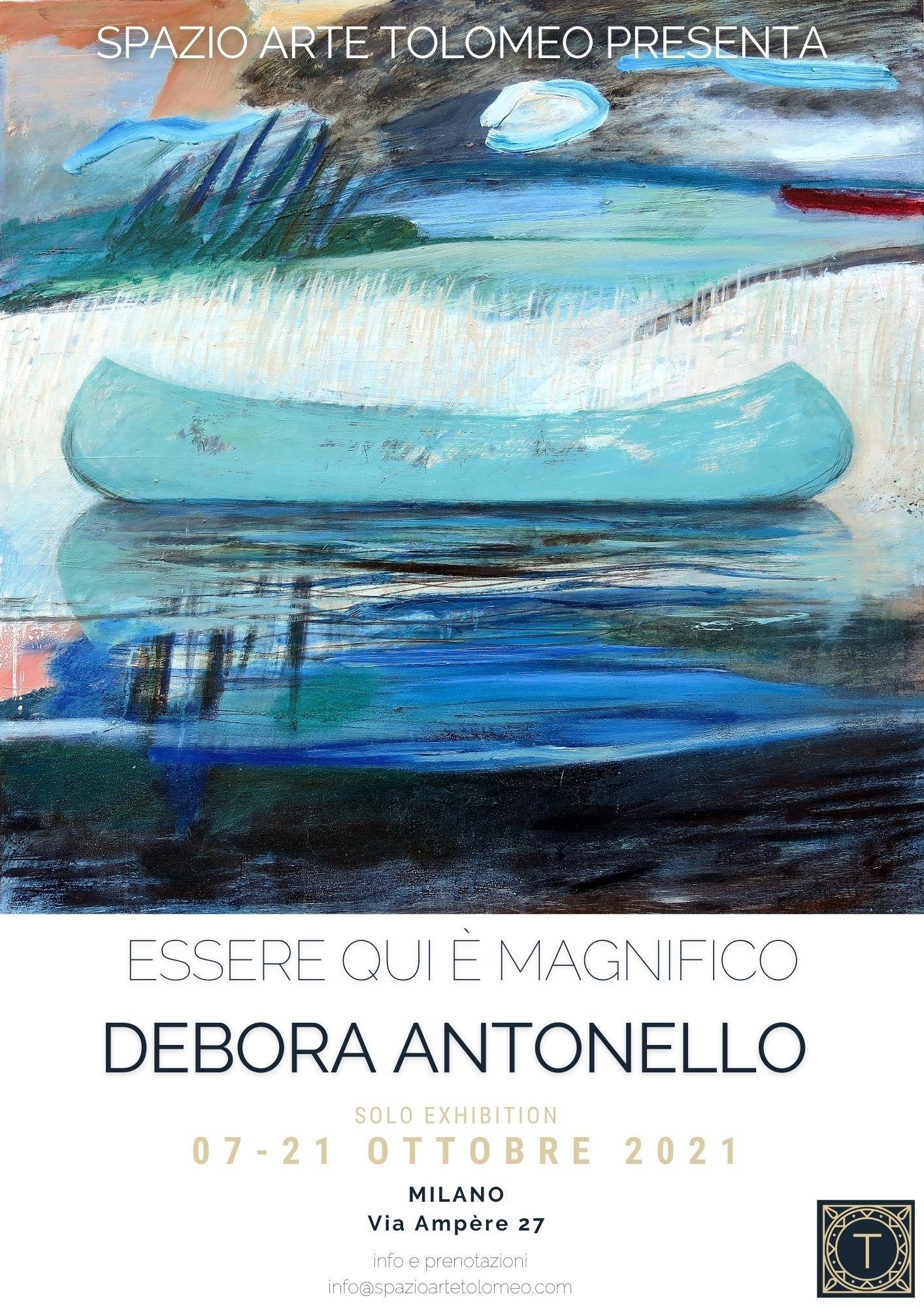 Debora Antonello - Being here is magnificent