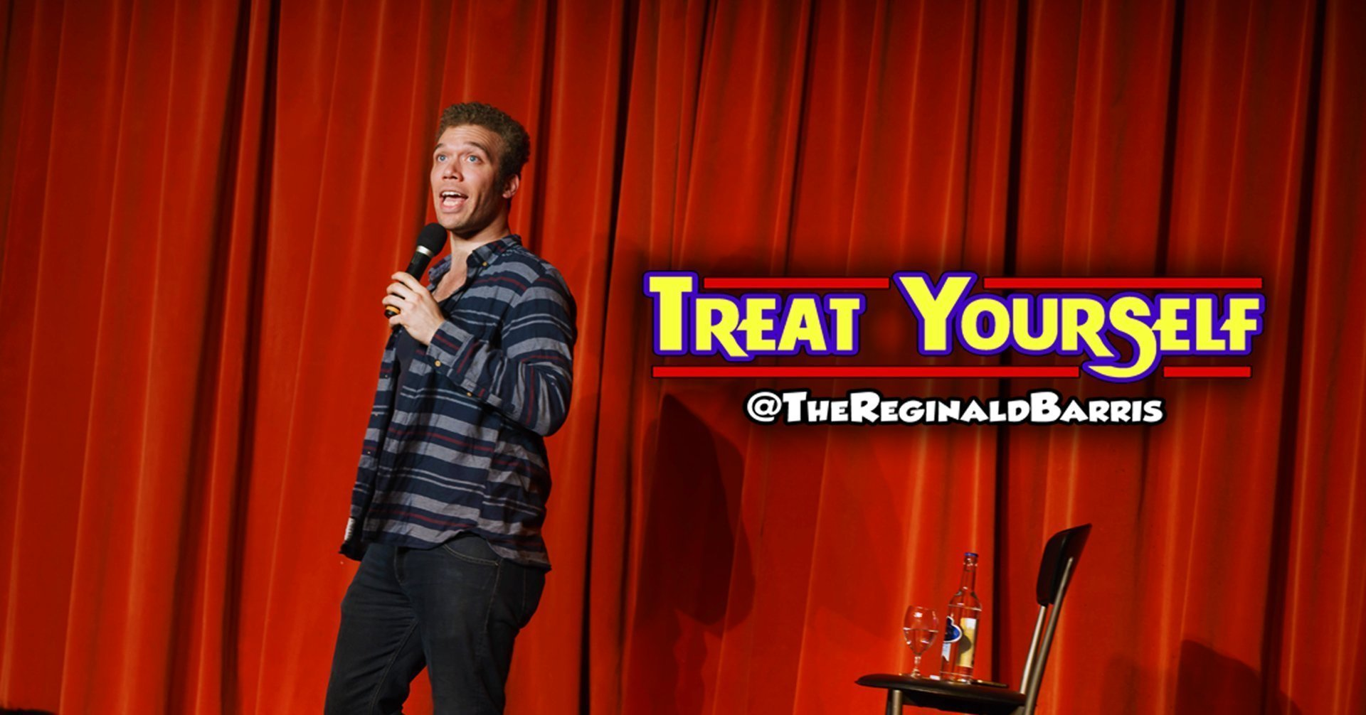 Treat Yourself! - English Stand-up Comedy