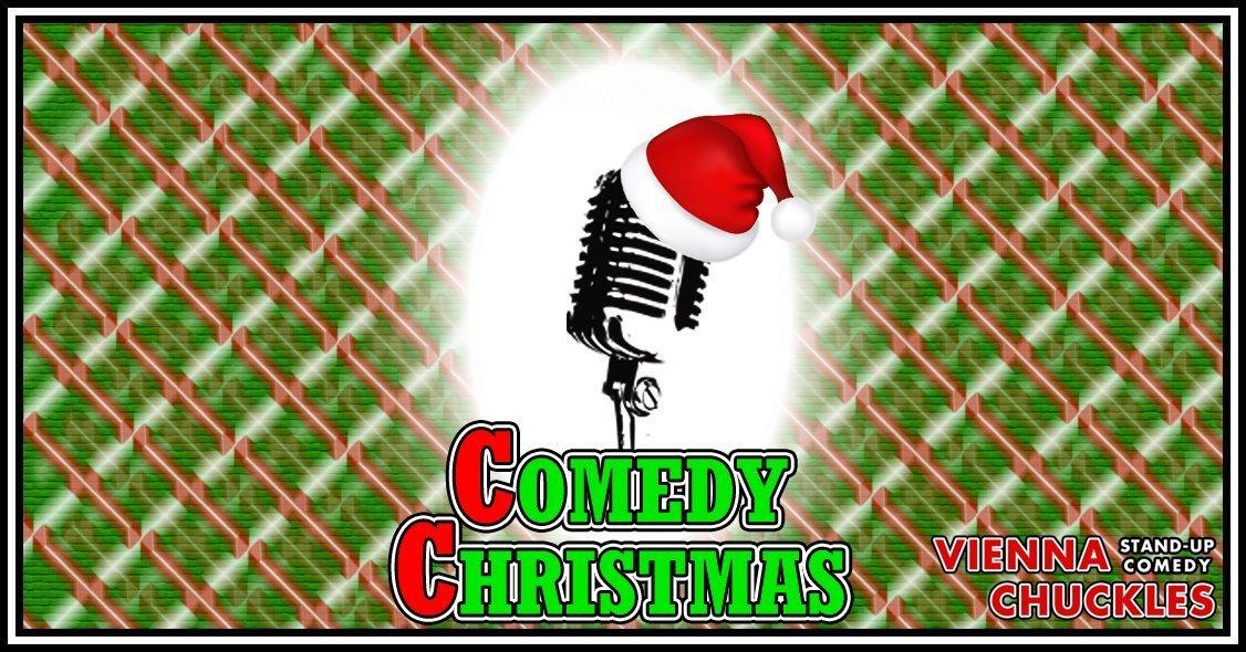 Vienna Chuckles: Comedy Christmas!
