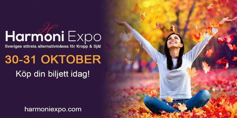 Sweden's largest Alternative Fair for Body & Soul