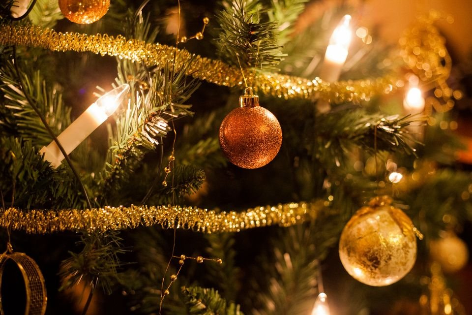 Swedish-Finnish school's Christmas market
