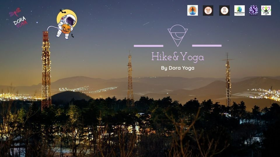 Night Hike and Yoga