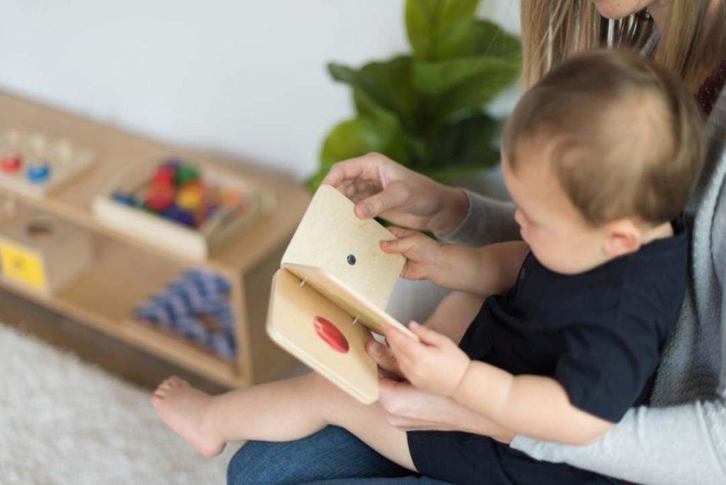 Čítame s najmenšími: Čo čítajú Montessori deti