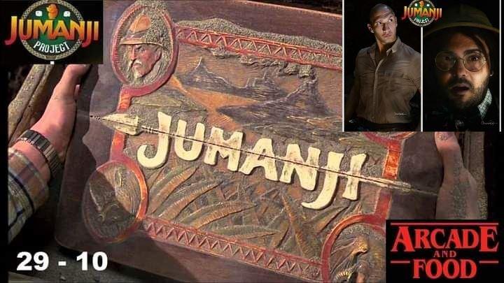 Jumanji evening