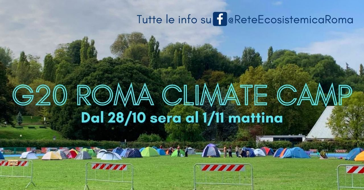 ROME CLIMATE CAMP