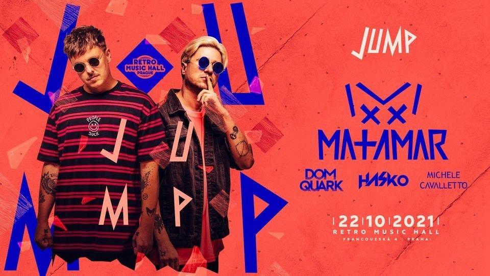 JUMP! with DJ MATAMAR