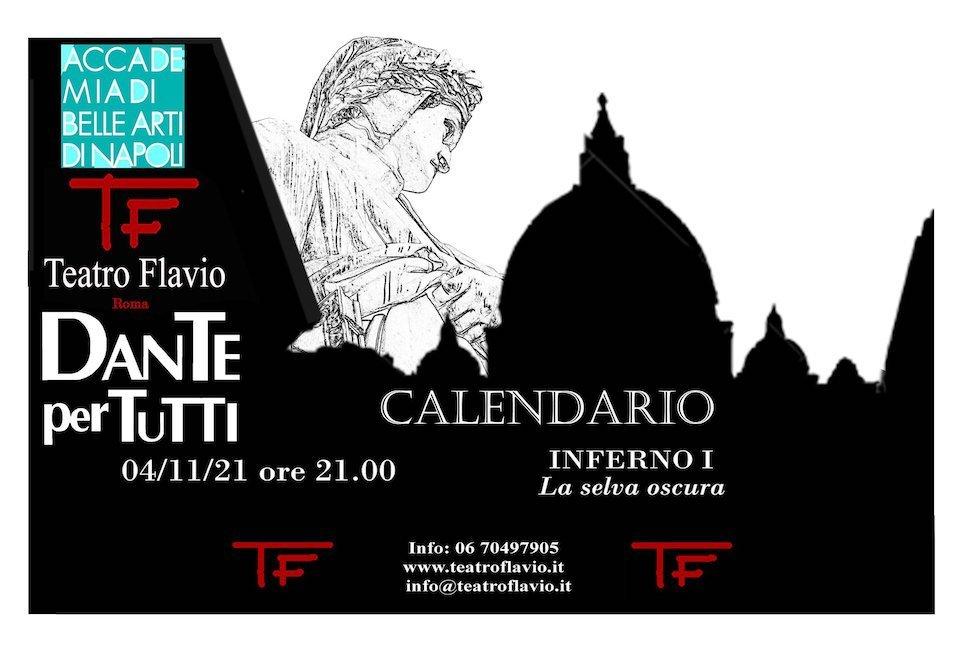 Dante for all at the Flavio Theatre